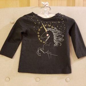 Oshkosh B'gosh unicorn top